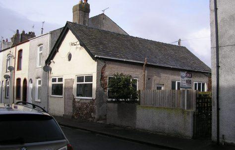 Ulverston, Steel Street/North Lonsdale Road WM Chapel, Lancashire (now Cumbria)