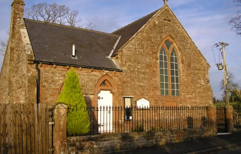 Wetheral WM Chapel, Cumberland