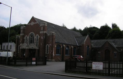 Cockermouth, Lorton Street WM Chapel, Cumberland