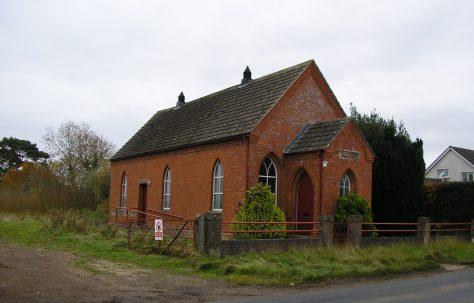 Stoneraise, WM Chapel, Cumberland