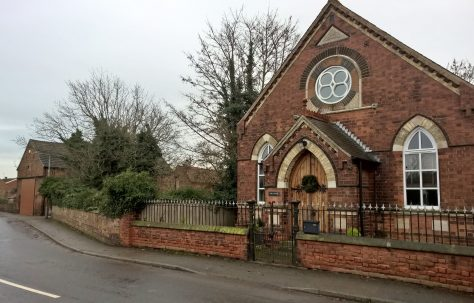 Misson, Former Wesleyan Methodist Chapel