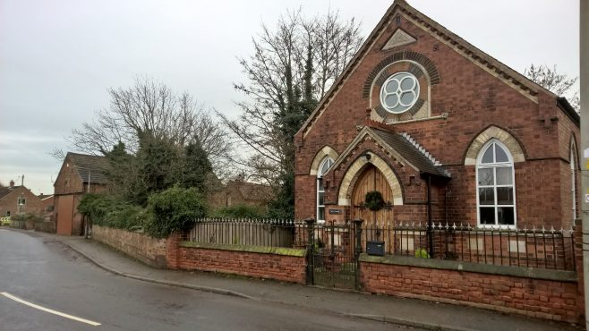 Former Wesleyan Methodist Chapel, Misson, Nottinghamshire