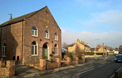 Former Wesleyan Methodist Chapel, South Cave, East Yorkshire