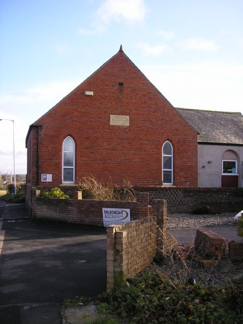 Corby Hill WM Chapel, Cumbria