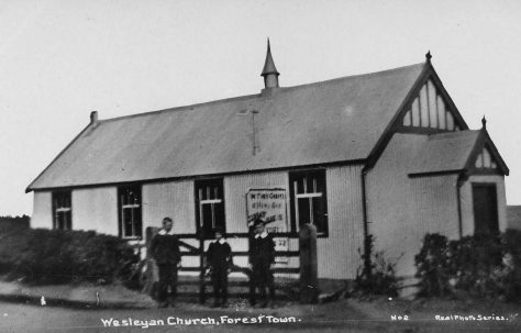 Wesleyan Chapel, Forest Town
