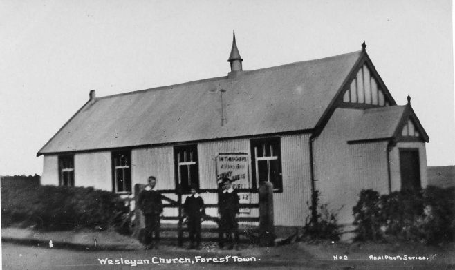 Forest Town Wesleyan Chapel   Private collection