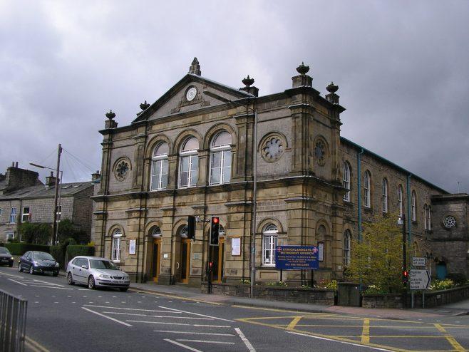 Wesleyan Chapel, Stricklandgate, Kendal, 13.04.2014 | GW Oxley