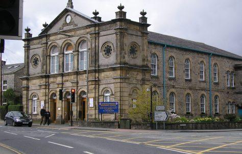 Kendal, Westmorland, Wesleyan Chapels