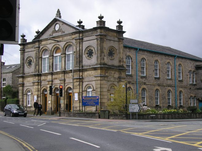 Wesleyan Chapel, Stricklandgate, Kendal, 13.04.2014 | G W Oxley