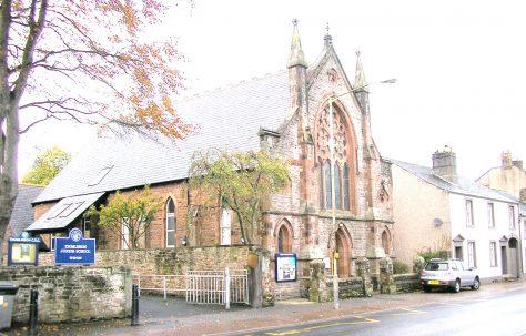 Wigton, High Street WM Chapel, Cumberland