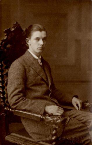 William Rowell Burwell, 1913   John Burwell