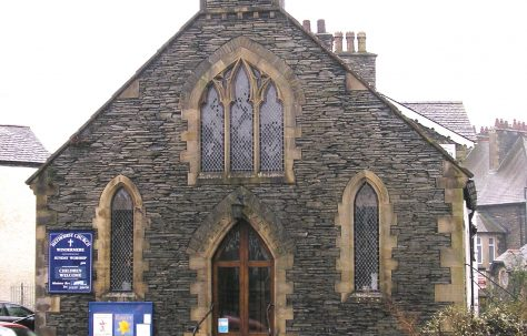Windermere, College Street, WM Chapel, Westmorland