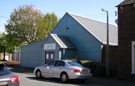 Workington, Queen Street WM Chapel, Cumberland