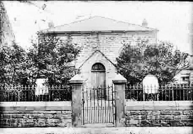Wrekenton Wesleyan Chapel c1903 | Bede Circuit Archive Collections