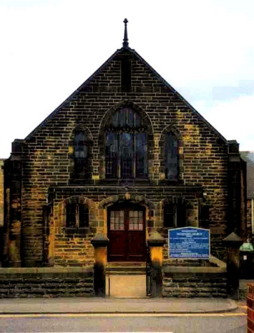 Wrekenton Wesleyan Methodist Church opened 1903 [since replaced] | Bede Circuit Archive Collections