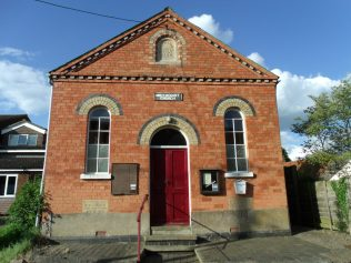 Yelden Wesleyan Methodist Chapel