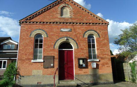 Yelden Wesleyan Methodist Chapel